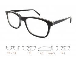 B16 NEO 01.01 Gold & Wood glasses, luxury, opthalmic eyeglasses